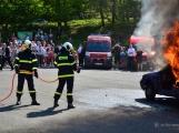 Svatá Hora si připomněla čtyřicet let od ničivého požáru (9)