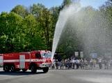 Svatá Hora si připomněla čtyřicet let od ničivého požáru (7)