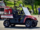 Svatá Hora si připomněla čtyřicet let od ničivého požáru (1)