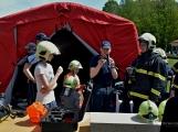 Svatá Hora si připomněla čtyřicet let od ničivého požáru (26)