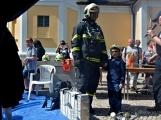 Svatá Hora si připomněla čtyřicet let od ničivého požáru (23)