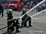 Svatá Hora si připomněla čtyřicet let od ničivého požáru (19)