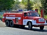 Svatá Hora si připomněla čtyřicet let od ničivého požáru ()