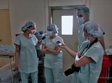 V Příbrami se provádí unikátní urologické operace, byli jsme při tom, račte s námi vstoupit na operační sál (39)