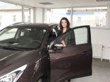 Letošní Miss Příbram se stala Tereza z Modřovic, týden si bude užívat nový vůz ()