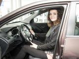 Letošní Miss Příbram se stala Tereza z Modřovic, týden si bude užívat nový vůz (1)