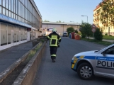 Aktuálně: Únik čpavku povolal hasiče na zimní stadion (36)