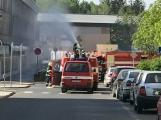Aktuálně: Únik čpavku povolal hasiče na zimní stadion (40)
