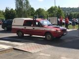 Aktuálně: Únik čpavku povolal hasiče na zimní stadion (25)