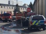 Aktuálně: Únik čpavku povolal hasiče na zimní stadion (5)