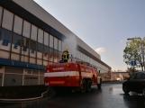 Aktuálně: Únik čpavku povolal hasiče na zimní stadion (23)