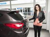 Letošní Miss Příbram se stala Tereza z Modřovic, týden si bude užívat nový vůz (2)