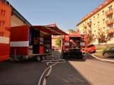 Aktuálně: Únik čpavku povolal hasiče na zimní stadion (19)