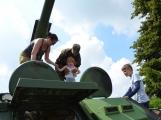 Na Slivici si konec války připomněly tisíce lidí (38)