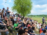 Na Slivici si konec války připomněly tisíce lidí (28)