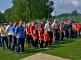 Na Příbramsku v sobotu soutěžili hasiči a v Dolních Hbitech dostali zbrusu novou Tatru (64)