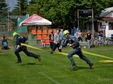 Na Příbramsku v sobotu soutěžili hasiči a v Dolních Hbitech dostali zbrusu novou Tatru (37)