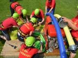 Na Příbramsku v sobotu soutěžili hasiči a v Dolních Hbitech dostali zbrusu novou Tatru (34)