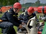 Na Příbramsku v sobotu soutěžili hasiči a v Dolních Hbitech dostali zbrusu novou Tatru (59)