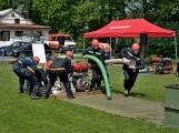 Na Příbramsku v sobotu soutěžili hasiči a v Dolních Hbitech dostali zbrusu novou Tatru (58)