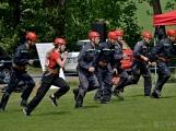 Na Příbramsku v sobotu soutěžili hasiči a v Dolních Hbitech dostali zbrusu novou Tatru (54)