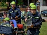 Na Příbramsku v sobotu soutěžili hasiči a v Dolních Hbitech dostali zbrusu novou Tatru (53)