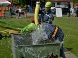 Na Příbramsku v sobotu soutěžili hasiči a v Dolních Hbitech dostali zbrusu novou Tatru (52)