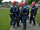 Na Příbramsku v sobotu soutěžili hasiči a v Dolních Hbitech dostali zbrusu novou Tatru (33)