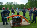 Na Příbramsku v sobotu soutěžili hasiči a v Dolních Hbitech dostali zbrusu novou Tatru (13)