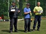 Na Příbramsku v sobotu soutěžili hasiči a v Dolních Hbitech dostali zbrusu novou Tatru (8)