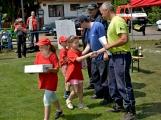 Na Příbramsku v sobotu soutěžili hasiči a v Dolních Hbitech dostali zbrusu novou Tatru (6)