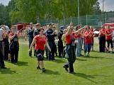 Na Příbramsku v sobotu soutěžili hasiči a v Dolních Hbitech dostali zbrusu novou Tatru (5)