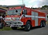 Na Příbramsku v sobotu soutěžili hasiči a v Dolních Hbitech dostali zbrusu novou Tatru (3)