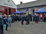 Na Příbramsku v sobotu soutěžili hasiči a v Dolních Hbitech dostali zbrusu novou Tatru (2)