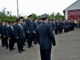 Na Příbramsku v sobotu soutěžili hasiči a v Dolních Hbitech dostali zbrusu novou Tatru (1)