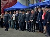 Na Příbramsku v sobotu soutěžili hasiči a v Dolních Hbitech dostali zbrusu novou Tatru (15)