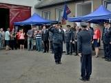 Na Příbramsku v sobotu soutěžili hasiči a v Dolních Hbitech dostali zbrusu novou Tatru (16)