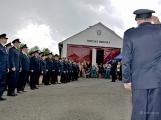 Na Příbramsku v sobotu soutěžili hasiči a v Dolních Hbitech dostali zbrusu novou Tatru (30)
