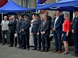 Na Příbramsku v sobotu soutěžili hasiči a v Dolních Hbitech dostali zbrusu novou Tatru (29)