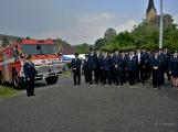 Na Příbramsku v sobotu soutěžili hasiči a v Dolních Hbitech dostali zbrusu novou Tatru (28)