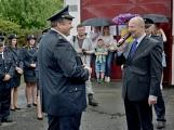 Na Příbramsku v sobotu soutěžili hasiči a v Dolních Hbitech dostali zbrusu novou Tatru (26)