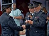 Na Příbramsku v sobotu soutěžili hasiči a v Dolních Hbitech dostali zbrusu novou Tatru (24)