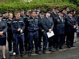 Na Příbramsku v sobotu soutěžili hasiči a v Dolních Hbitech dostali zbrusu novou Tatru (23)