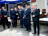 Na Příbramsku v sobotu soutěžili hasiči a v Dolních Hbitech dostali zbrusu novou Tatru (22)