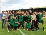 Obrovský úspěch příbramských fotbalistů - 1.FK se vrací do první ligy (1)