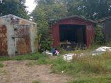 Domy v Březnické stále budí hrůzu ()