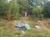 Domy v Březnické stále budí hrůzu (1)