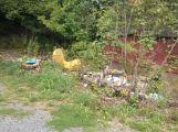 Domy v Březnické stále budí hrůzu (4)