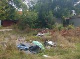 Domy v Březnické stále budí hrůzu (7)