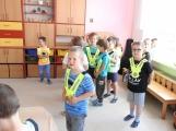 Třetí místo ve výtvarné soutěži obsadil Hugo z Mateřské školy Bratří Čapků ()